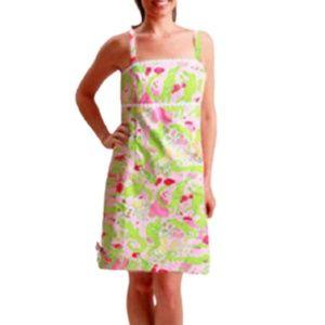 Lilly Pulitzer Originals Frisky Busines Dress 0